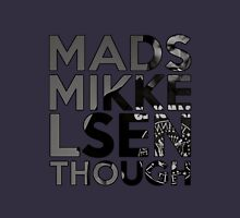 Mads Mikkelsen Though Women's Fitted Scoop T-Shirt