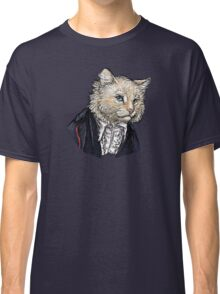 3rd Doctor Mew Classic T-Shirt
