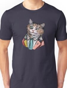 6th Doctor Mew T-Shirt