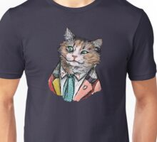 6th Doctor Mew Unisex T-Shirt