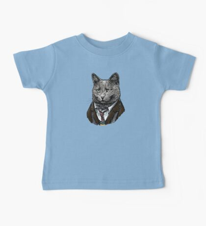 7th Doctor Mew Baby Tee