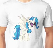 Vinyl Scratch Bat Unisex T-Shirt