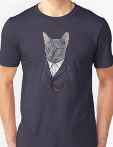 12th Doctor Mew T-Shirt