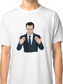 """Westwood"" - Moriarty Classic T-Shirt"