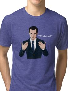 """""""Westwood"""" - Moriarty Tri-blend T-Shirt"""