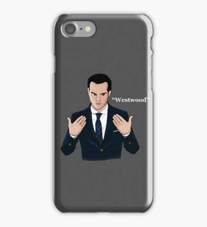 """Westwood"" - Moriarty iPhone Case/Skin"