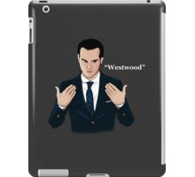 """Westwood"" - Moriarty iPad Case/Skin"