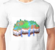 Minecraft Theme Unisex T-Shirt