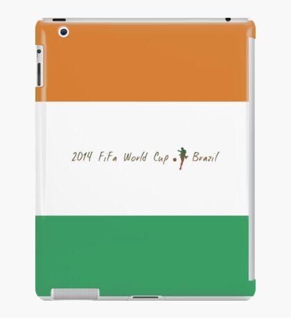 Côte d'Ivoire iPad Case/Skin