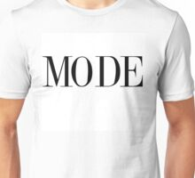 MODE - Ugly Betty (white) Unisex T-Shirt