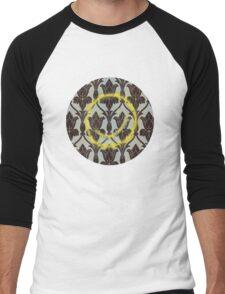221b Wall Smiley Men's Baseball ¾ T-Shirt