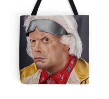 Emmett Brown Tote Bag