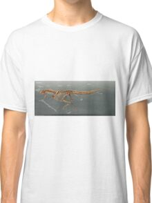 Carnotaurus Skeleton Study Classic T-Shirt