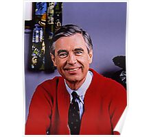 Mr.Rogers Poster