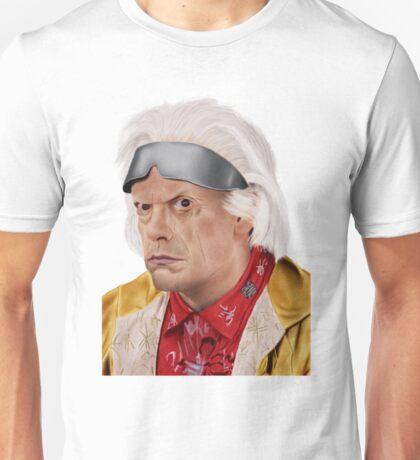 Emmett Brown Unisex T-Shirt