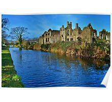 Neath Abbey & Tennant Canal Poster