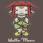 Hello Meow by Adho1982