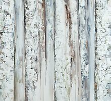 Natural Birch by danamooneyart