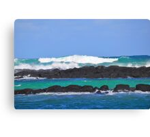 Wytonia Beachfront Port Fairy   Canvas Print