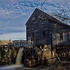 Yates Mill 2 by Kyle Wilson