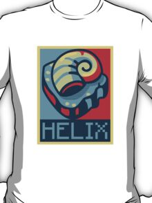 Almighty Helix Fossil | Twitch Plays Pokemon T-Shirt