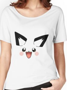 Pichu Face Women's Relaxed Fit T-Shirt