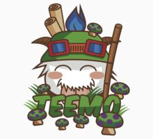 Teemo Poro? by sylview
