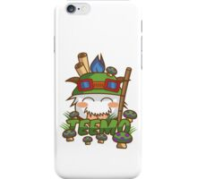 Teemo Poro? iPhone Case/Skin