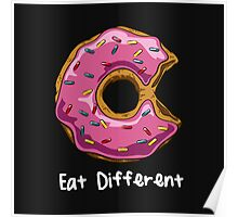 Eat Different Poster