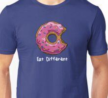 Eat Different Unisex T-Shirt