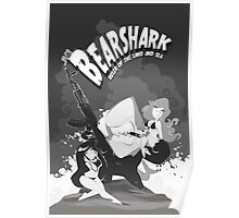 Bearshark, Ruler of the Land and Sea Poster
