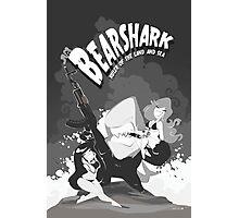 Bearshark, Ruler of the Land and Sea Photographic Print