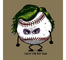 Joker Ball Photographic Print