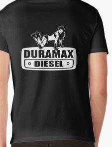 Duramax Diesel Mens V-Neck T-Shirt