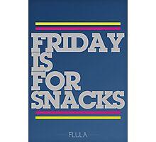 Wisdom of Flula Photographic Print