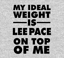 My Ideal Weight Is Lee Pace Unisex T-Shirt