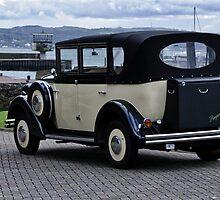 Rolls Royce - Regent by Mary Carol Story