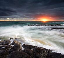 Kingscliff Beach by Maxwell Campbell