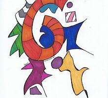 Spiral & Chaos by Blair Chranowski