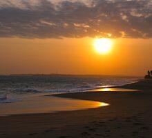 Sri Lankan Sunset by mrTezz