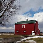 The Red Barn by Monnie Ryan