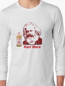 Red Bliss: The People's Beer Long Sleeve T-Shirt