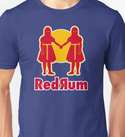 REDRUM gives you wings Unisex T-Shirt