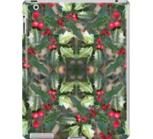 Holly Daze iPad Case/Skin