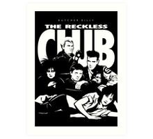 The Reckless Club Dark Art Print
