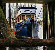 The Velma-C Fishing Boat by rharrisphotos