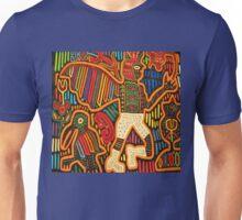 Mayan warrior Unisex T-Shirt
