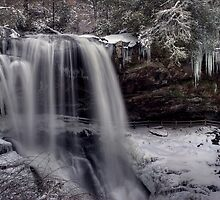 Winter in the Carolina Highlands by James Hoffman