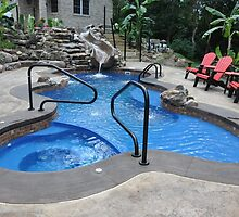 Liner Pool Construction by customizedpools