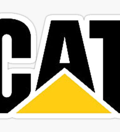 Caterpillar DIESEL Sticker